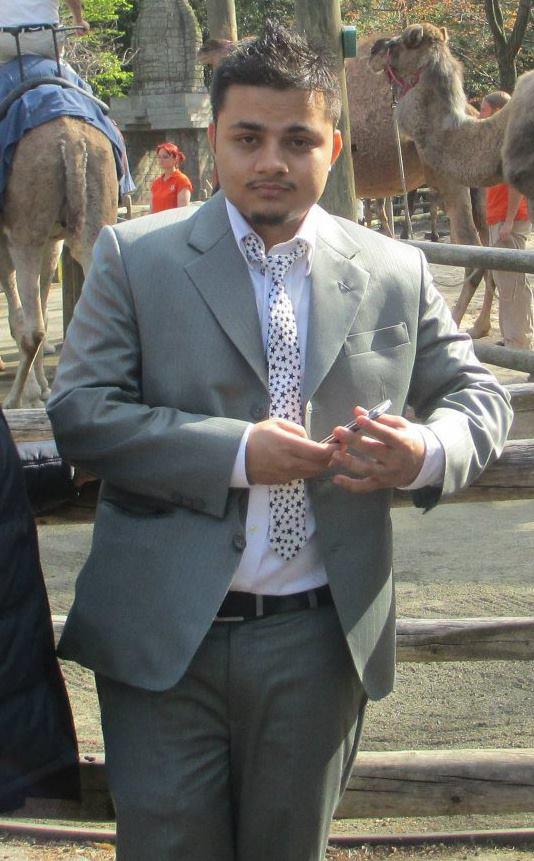 Mr. Bishal Aryal